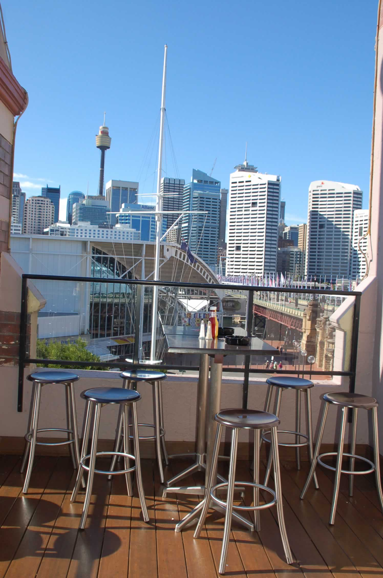 Pyrmont Function Room The Rooftop Terrace03