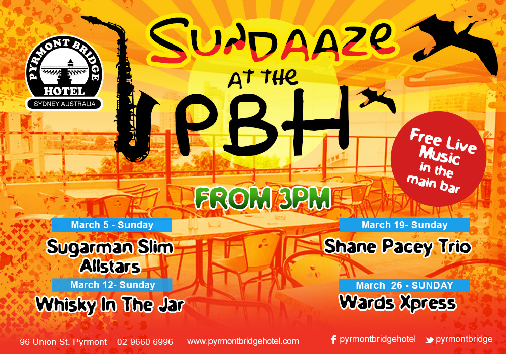 Sundaaze at PBH2016 Website Promo